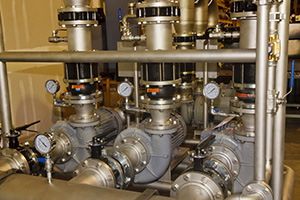 Precision Parts for Process Control Instrumentation